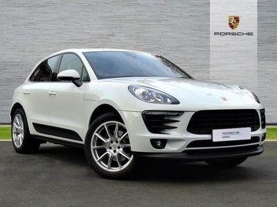 used Porsche Macan 2018 Wallsend [252] 5dr PDK