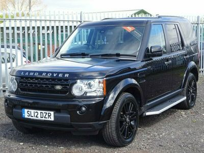 used Land Rover Discovery 3.0 4 SDV6 XS 5d 255 BHP