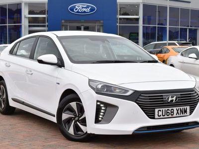 used Hyundai Ioniq 1.6 GDi Hybrid Premium 5dr DCT Hatchback 2019
