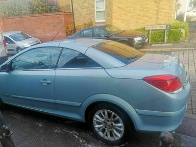 used Vauxhall Astra Cabriolet 1.8 i Sport Twin Top 2dr
