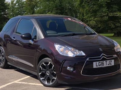 used DS Automobiles DS3 1.6 Bluehdi 120 Dstyle 3Dr