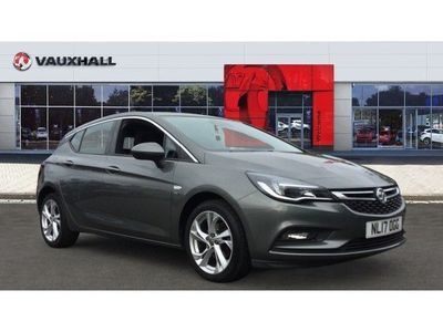 used Vauxhall Astra 1.0T 12V ecoFLEX SRi 5dr