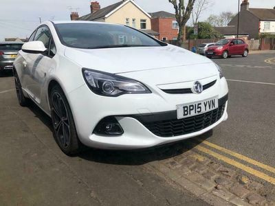 used Vauxhall Astra GTC Coupe 1.4T 16V (140bhp) Limited Edition 3d