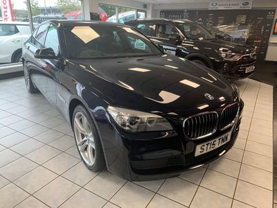used BMW 730 7 Series d M Sport Exclusive 4dr Auto