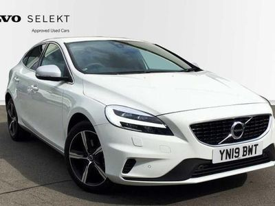 used Volvo V40 T3 R-Design Edition Manual (Demonstrator Car, Low Miles) hatchback