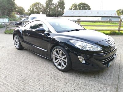 used Peugeot RCZ Rcz 20121.6 THP GT COUPE**JUST 105,000 MILES**FULL SERVICE HISTORY 2-Door