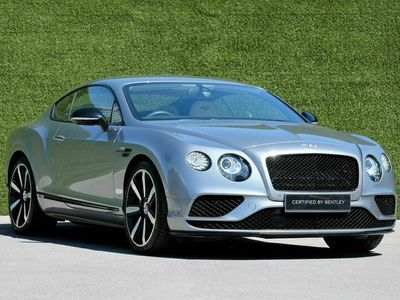 used Bentley Continental GT V8 S 4.0 Mulliner Driving Specification 2dr