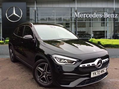 used Mercedes 220 GLA Class4Matic AMG Line Executive 5dr Auto