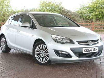 used Vauxhall Astra 1.6i 16V Excite 5dr Hatchback hatchback special eds