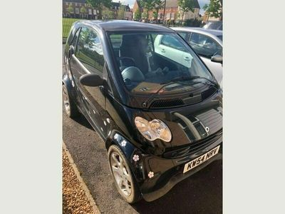 used Smart ForTwo Coupé 0.7 City Pulse 3dr