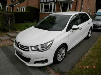 used Citroën C4 1.6 BlueHDi Flair EAT6 (s/s) 5dr