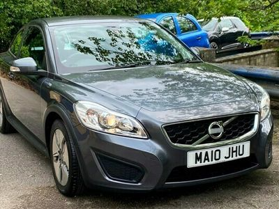 used Volvo C30 Coupe 1.6D DRIVe S (2010) 3d
