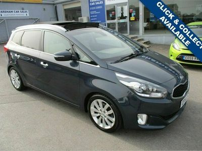 used Kia Carens 1.7 3 SAT NAV ECODYNAMICS CRDI 5d 134 BHP RESERVE TODAY £99