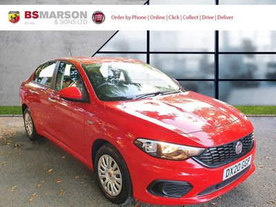 used Fiat Tipo EASY 1.4 4dr