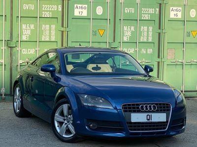 used Audi TT 2.0 TFSI S Tronic 2dr Auto