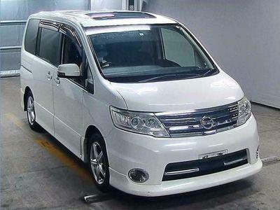 used Nissan Serena -