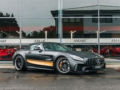 used Mercedes AMG GT R GT AMG GT R CONVERTIBLE 4.03DR AUTOMATIC