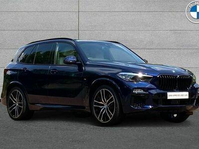 used BMW X5 xDrive45e M Sport