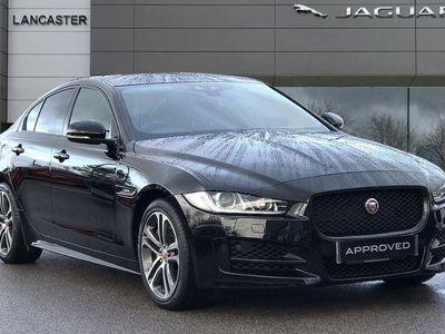 used Jaguar XE R-SPORT 2.0 4dr