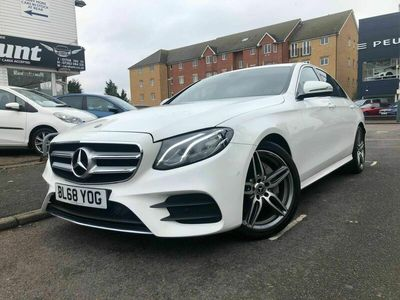 used Mercedes E200 E Class 2.0AMG Line G-Tronic+ (s/s) 4dr