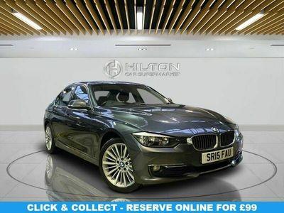 used BMW 320 3 Series 2.0 D LUXURY 4d 181 BHP 4-Door