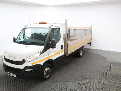 used Iveco Daily Dropside 35c13 Tail Lift