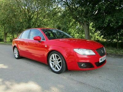 used Seat Exeo 2.0 TDI CR SE 4DR VERY CLEAN, 2 OWNERS, FULL HISTORY