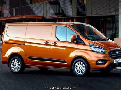 used Ford 300 TRANSIT CUSTOM2.0 ECOBLUE 130PS TREND DOUBLECAB