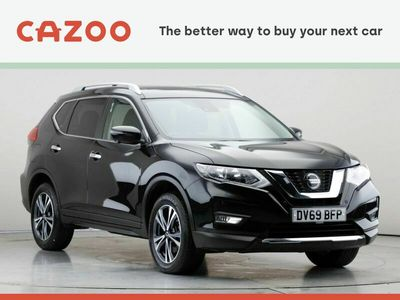 used Nissan X-Trail 1.7L N-Connecta dCi