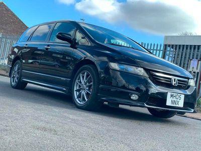 used Honda Odyssey 2.4 Auto 7 Seater MPV 5-Door