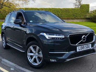 used Volvo XC90 D5 Momentum Pro, 235hp Auto AWD (Rear Camera, Rear Integrated Child Seat, BLIS, Intellisafe, 19' Alloys) 2.0 5dr