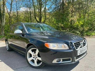used Volvo V70 Estate 2.0D R DESIGN SE 5d