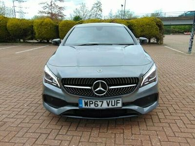 used Mercedes CLA180 ClaAMG Line 4dr Tip Auto