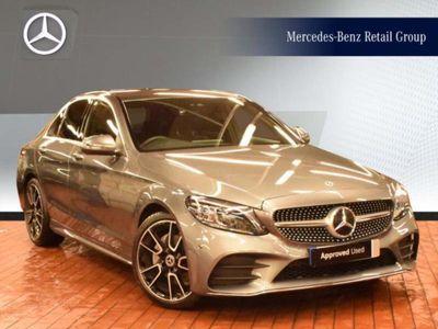 used Mercedes C220 C CLASS 2019 Londond Sedan