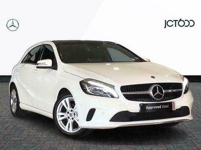 used Mercedes A180 A ClassSport Premium Plus 5dr 1.5