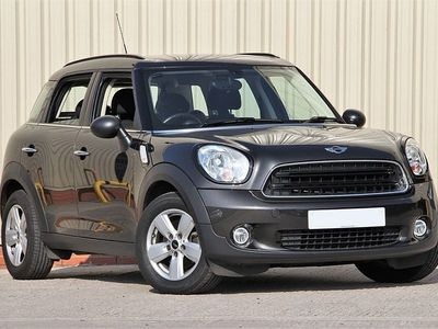 used Mini One Countryman 1.6 5dr Auto [Pepper Pack]