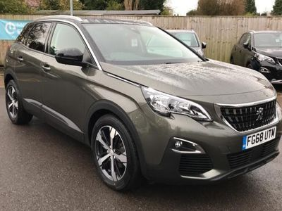 used Peugeot 3008 SUV 1.5 BlueHDi Active (s/s) 5dr diesel estate