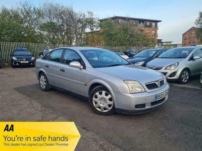 used Vauxhall Vectra 1.8 i 16v LS 5dr
