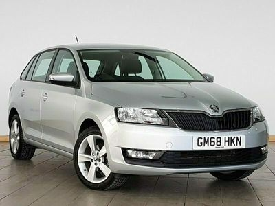 used Skoda Rapid Spaceback 1.0 TSI 95 SE Tech 5dr