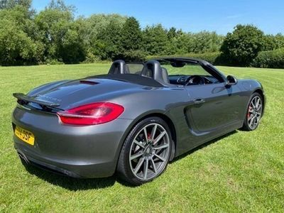 used Porsche Boxster Roadster 3.4 S 2d PDK