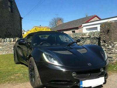 used Lotus Elise 1.8 S Sports 2dr