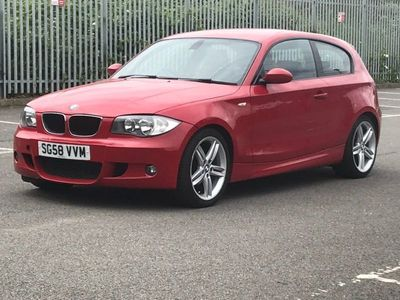 used BMW 116 1 Series 1.6 i M Sport Hatchback 3dr Petrol Manual (139 g/km, 122 bhp)