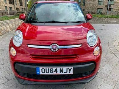 used Fiat 500L MPW Estate 1.3 Multijet (85bhp) Pop Star (7 Seat) 5d Dualogic
