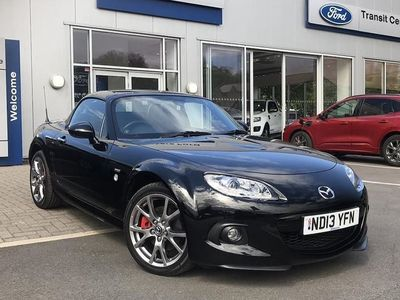 used Mazda MX5 ROADSTER COUPE SPECIAL EDS 2.0i Venture Edition 2dr