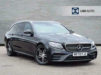 used Mercedes E53 AMG E Class4Matic+ Premium 5dr 9G-Tronic Estate amg estate