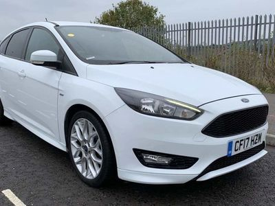 used Ford Focus 1.5 TDCi 120 ST-Line 5dr