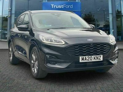 used Ford Kuga ST-LINE FIRST EDITION With Front + Rear View Camera + Adaptive Cruise Cont 5-Door
