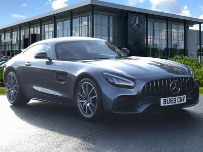 used Mercedes AMG GT Gt S 2Dr Auto roadster