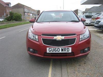 used Chevrolet Cruze LS 4-Door