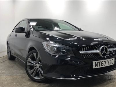 used Mercedes 180 CLA ClassSport 4dr Tip Auto